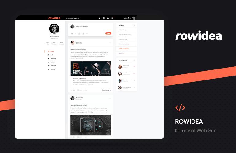 RowIdea
