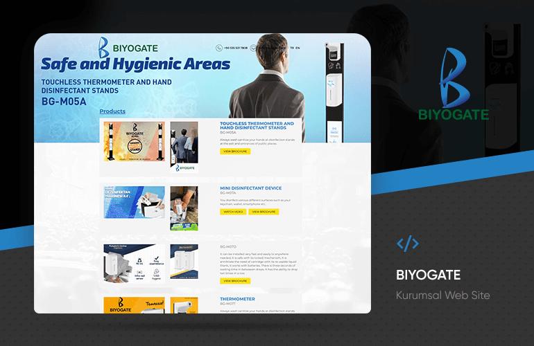 Biyogate