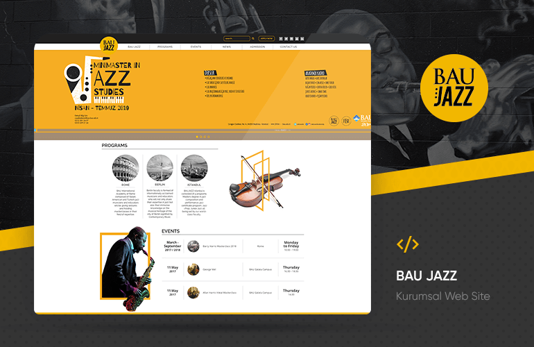 BAU Jazz