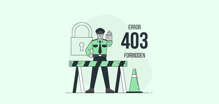 403 Forbidden Error Hatasi Nedir